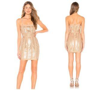 NWT Revolve Shaya Sequin Bandage Dress Bodycon XXS
